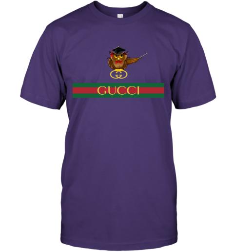 Gucci Logo Owl Premium T-Shirt