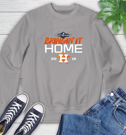 Bringing It Home Astros Sweatshirt 5