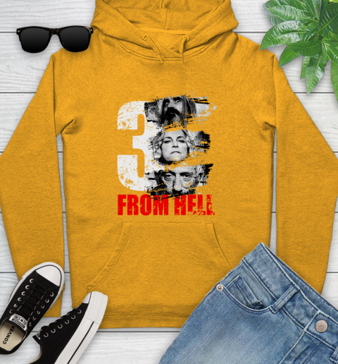 3 From Hell Youth Hoodie 2