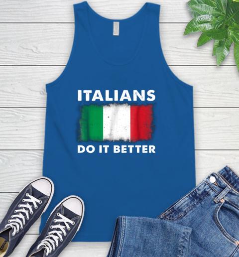 Italians Do It Better Tank Top 4