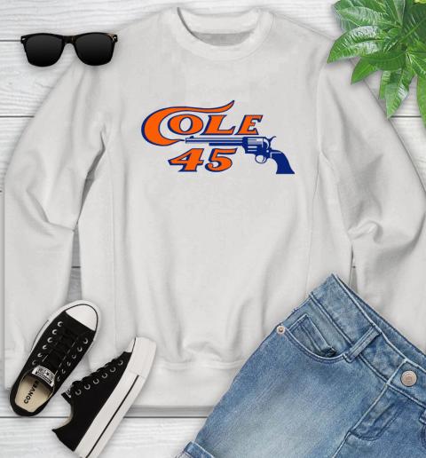 Cole 45 Youth Sweatshirt 1