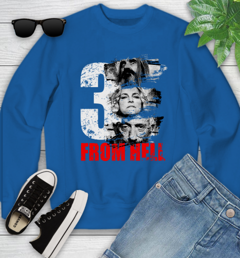 3 From Hell Youth Sweatshirt 7