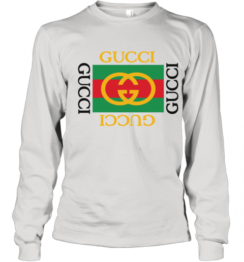 Gucci Logo Limited Edition Youth Long Sleeve T-Shirt