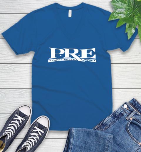 Paper Route Empire V-Neck T-Shirt 5