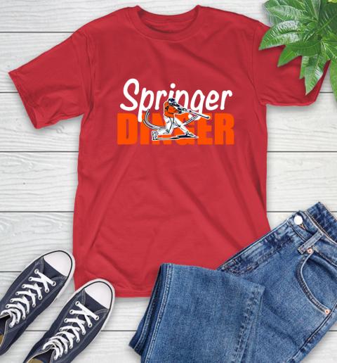 Houston Springer Dinger Fan Shirt T-Shirt 11