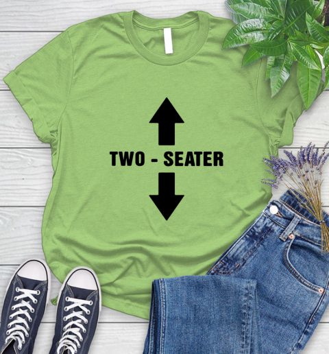 Two Seater Women's T-Shirt 7