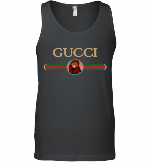 Gucci x Lion King Simba Tank Top