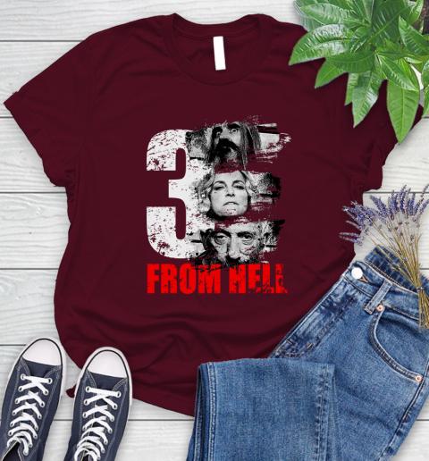 3 From Hell Women's T-Shirt 7