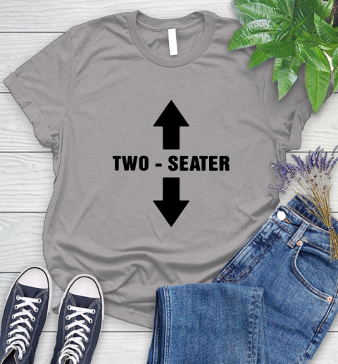 Two Seater Women's T-Shirt 3