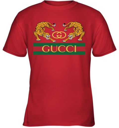 Gucci Jaguar Gucci Polo Youth T-Shirt
