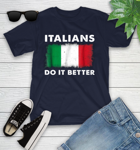 Italians Do It Better Youth T-Shirt 2
