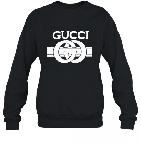 #Gucci Logo White Limited Edition Sweatshirt