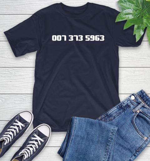 007 373 shirt T-Shirt 3