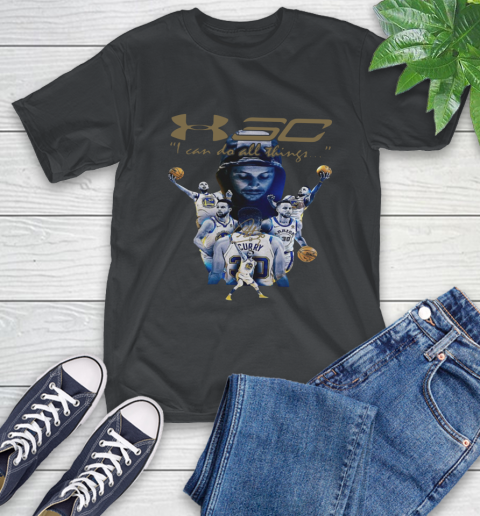 Stephen Curry I Can Do All Things Signature T-Shirt