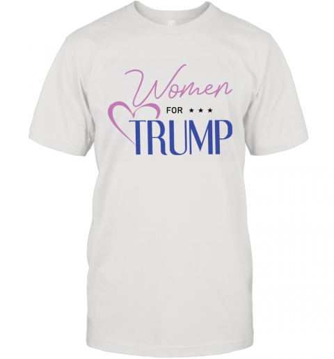 The Deplorable Choir Women For Trump T-Shirt