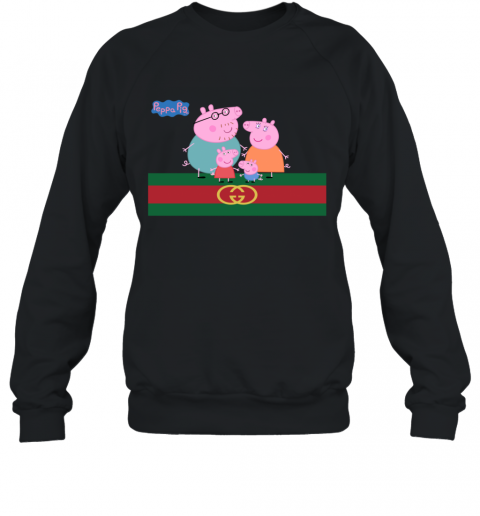 Peppa Pig Gucci Family Limited Sweatshirt