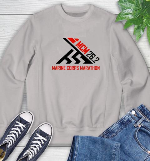 2018 Marine Corps Marathon Sweatshirt 9