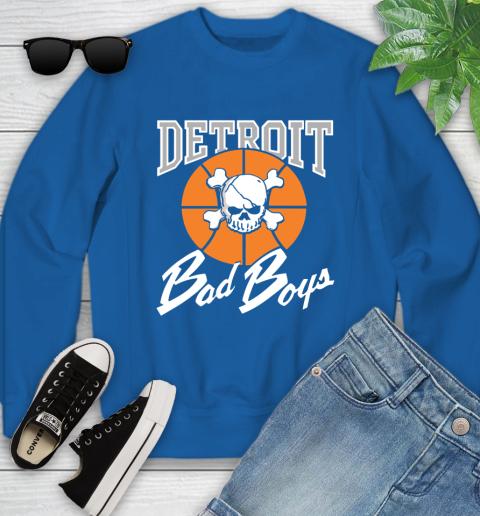 Detroit Bad Boys Youth Sweatshirt 7