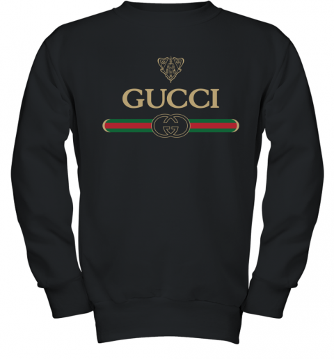 Gucci Vintage Logo Youth Sweatshirt