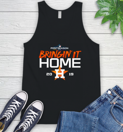 Bringing It Home Astros Tank Top