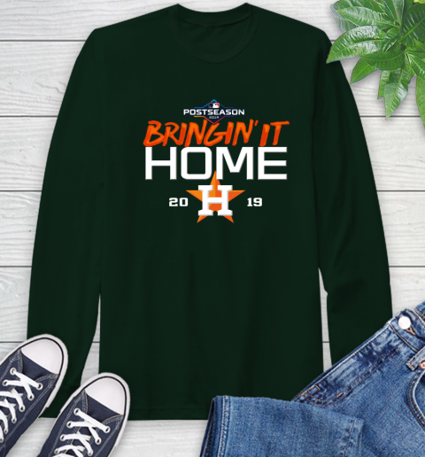 Bringing It Home Astros Long Sleeve T-Shirt 7