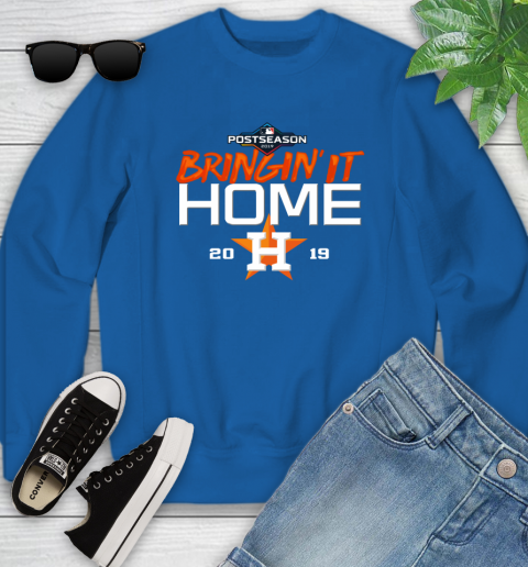 Bringing It Home Astros Youth Sweatshirt 7