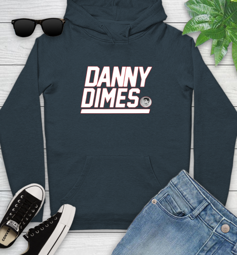 Danny Dimes Ny Giants Youth Hoodie 10