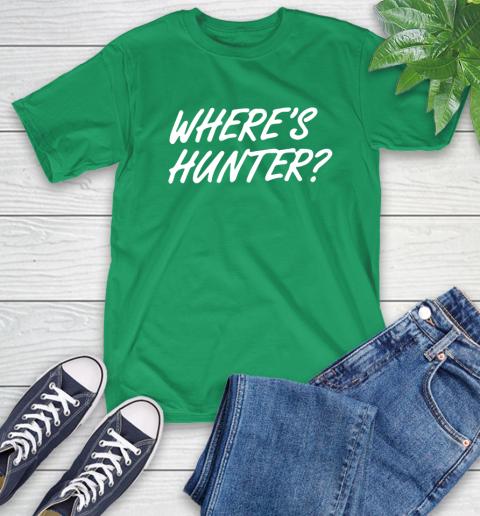Where Is Hunter T-Shirt 7