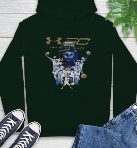 Stephen Curry I Can Do All Things Signature Hoodie 12