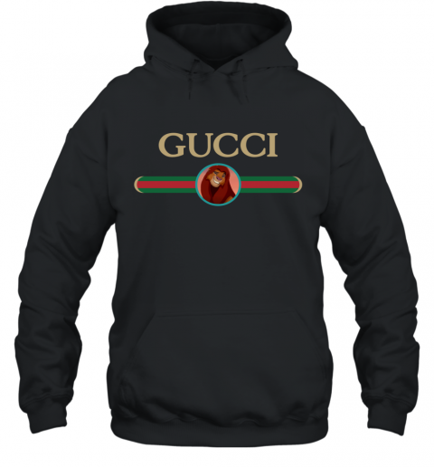 Gucci x Lion King Simba Hoodie