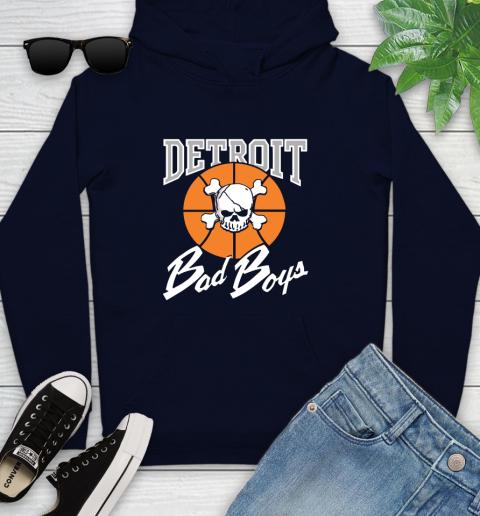 Detroit Bad Boys Youth Hoodie 3