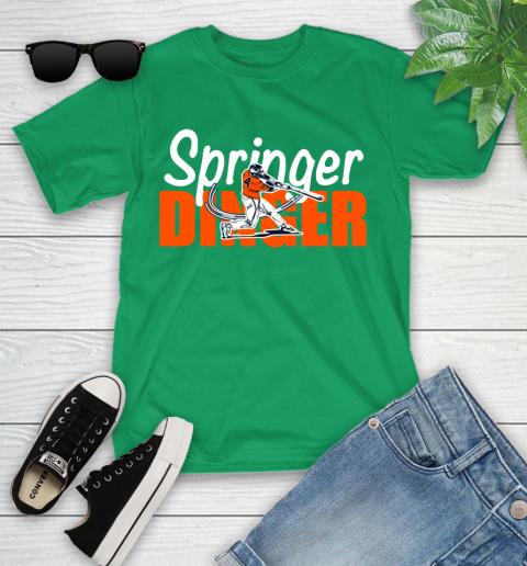 Houston Springer Dinger Fan Shirt Youth T-Shirt 8