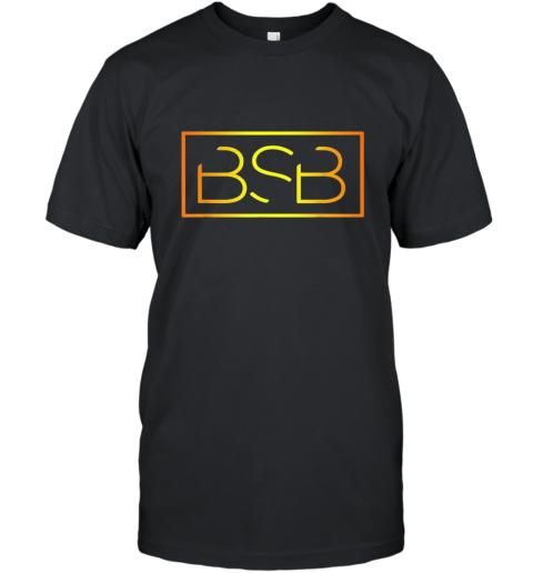 Backstreet Great Boys I LOVE BSB We All Love Back Again Gold Shirt T-Shirt