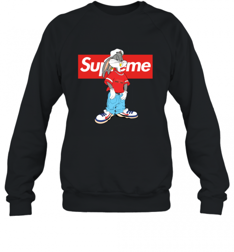 Bugs Bunny Supreme Sweatshirt