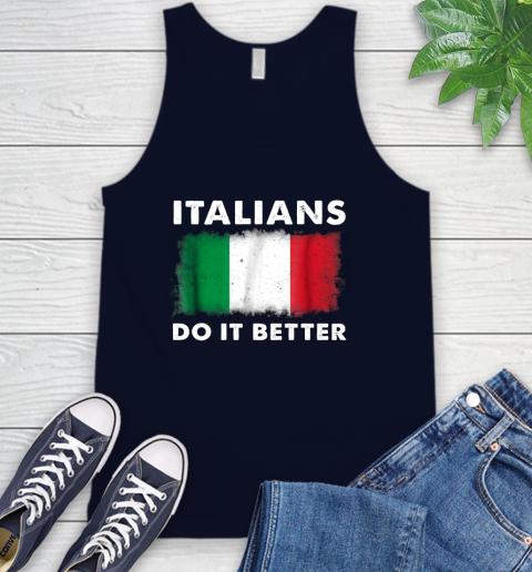 Italians Do It Better Tank Top 2