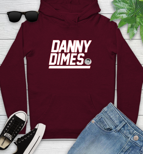 Danny Dimes Ny Giants Youth Hoodie 7