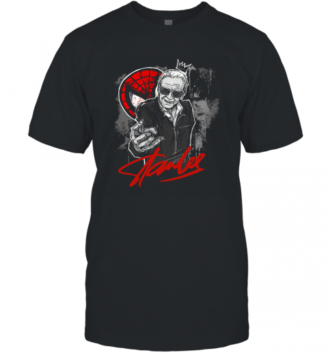 Stan Lee Thanks for the Memories T-Shirt