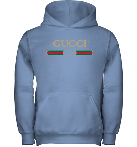 Gucci Shirt Logo Youth Hoodie