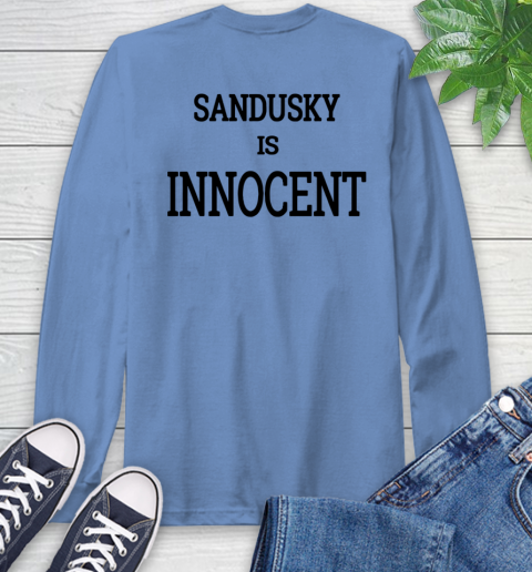 Penn state shirt controversy Long Sleeve T-Shirt 21