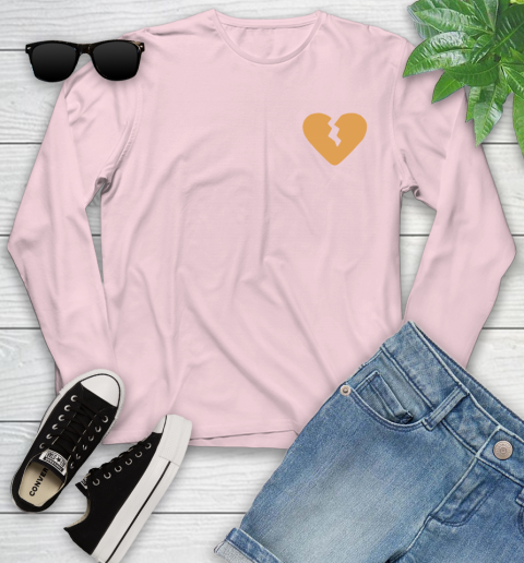 Marcus Lemonis broken heart Youth Long Sleeve 10