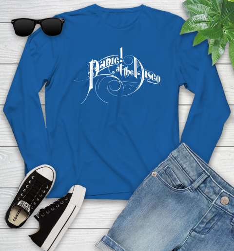Panic At The Disco Youth Long Sleeve 10