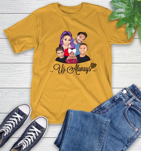 Usalways Merch T-Shirt 2