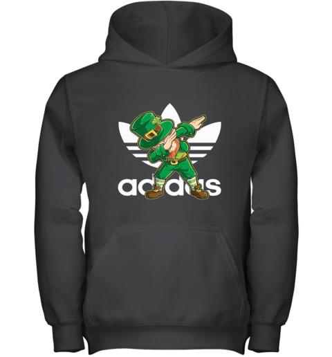 Adidas Leprechaun Dabbing Men Youth Hoodie
