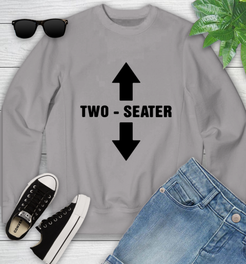 Two Seater Youth Sweatshirt 2