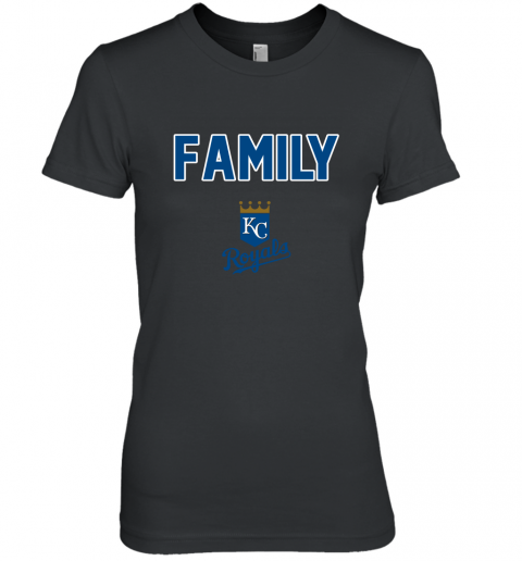 Kansas City Royals Family shirt Premium Women's T-Shirt