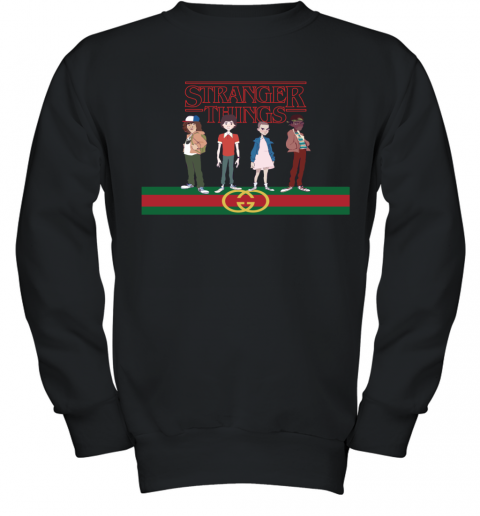 Gucci Stranger Things Youth Sweatshirt