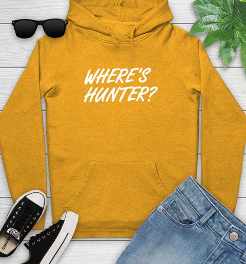 Where Is Hunter Youth Hoodie 2