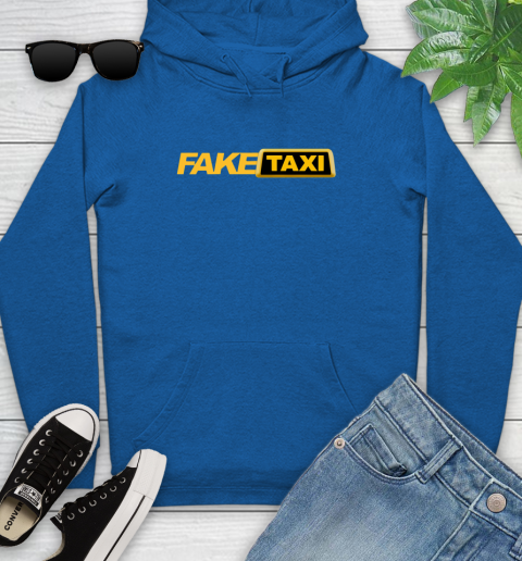 Fake taxi Youth Hoodie 9
