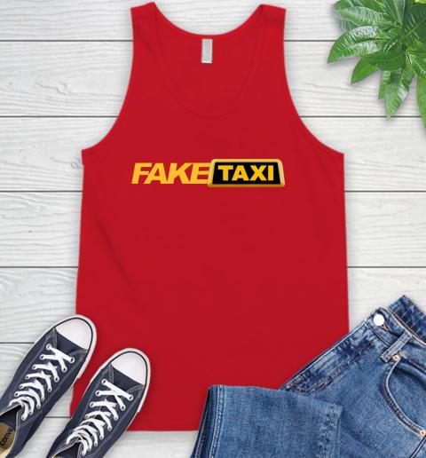 Fake taxi Tank Top 6