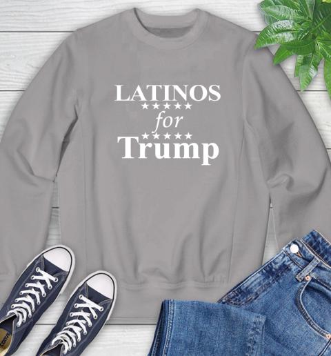 Latinos For Trump Sweatshirt 5